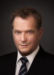 Presidentti Niinistö -muotokuva
