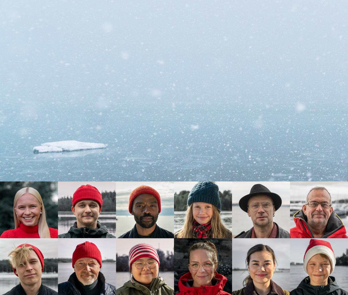 Joululahjoitus Itämerelle