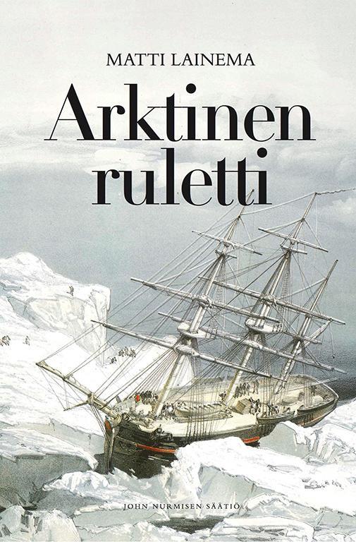 Arktinen ruletti -kansikuva